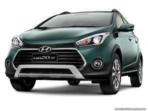 Hyundai HB20X, Renault Sandero Stepway ou um Ford New Fiesta, todos seminovos?