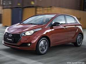 Hyundai comemora quatros anos de produção do HB20