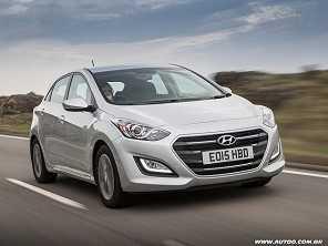 Hyundai i30 'tira sabático' no Brasil