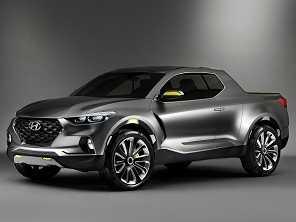 Hyundai Santa Cruz, picape do tamanho da Toro, será feita nos EUA
