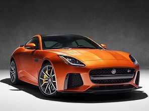 Jaguar anuncia novo F-Type SVR para Genebra
