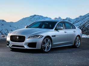 Jaguar XF passa a oferecer opção de tração integral