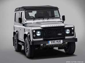 Empresário do setor petrolífero quer resgatar o Land Rover Defender