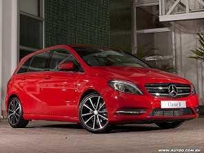 Vale a pena comprar um Mercedes-Benz B 200 2015?