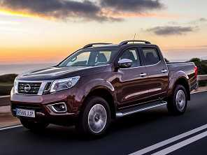 Nova geração da Nissan Frontier chegará por R$ 166.700