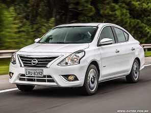 Agora automático, Nissan Versa merece destaque no segmento