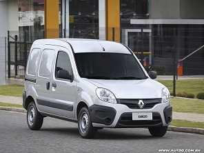 Modelo para uso comercial: Fiat Fiorino ou um Renault Kangoo?