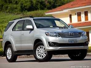 SUVs Toyota: comprar uma SW4 2010 ou um RAV4 2015?
