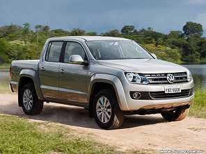 Justiça convoca proprietários de Volkswagen Amarok