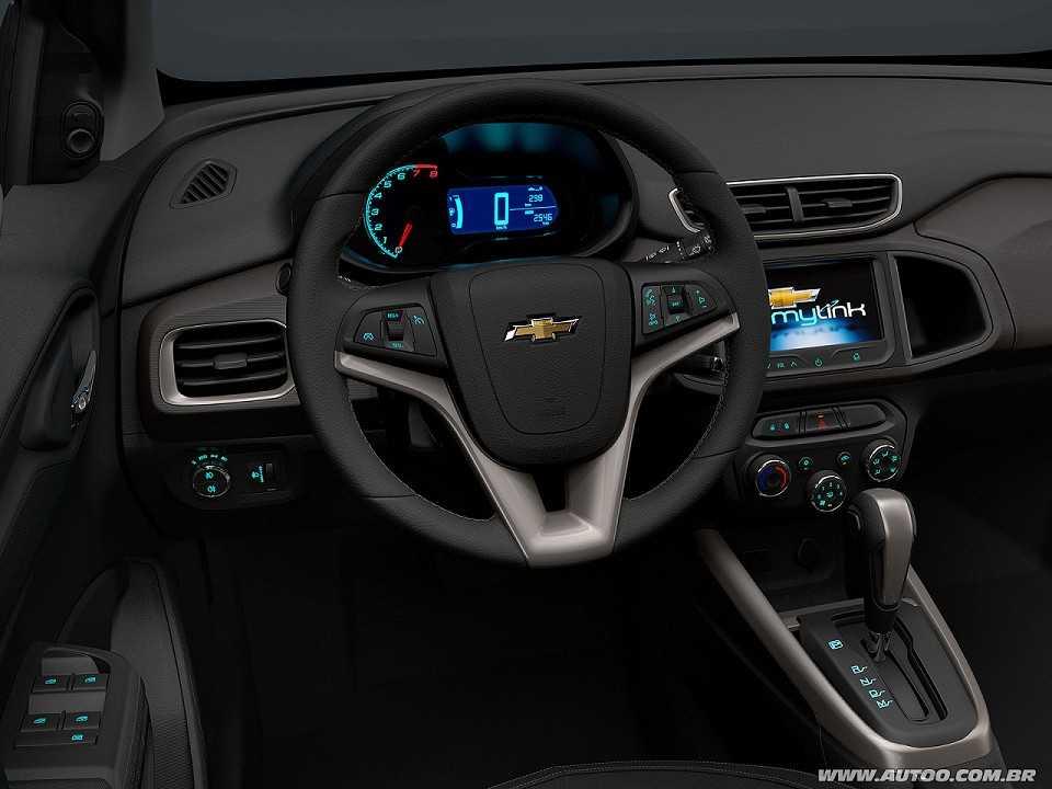 ChevroletPrisma 2016 - painel
