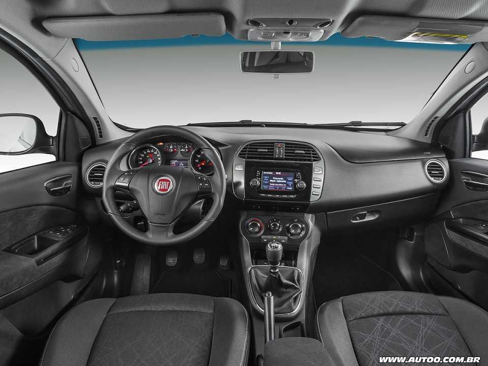FiatBravo 2016 - painel