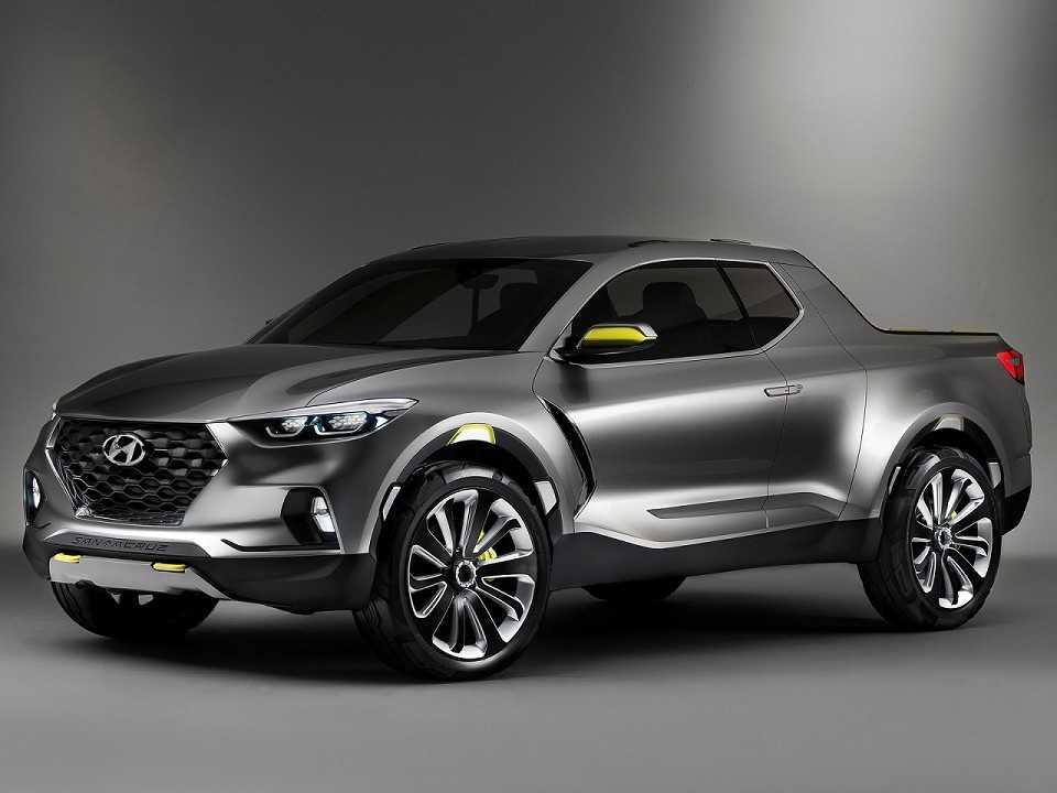 Hyundai Santa Cruz 2015