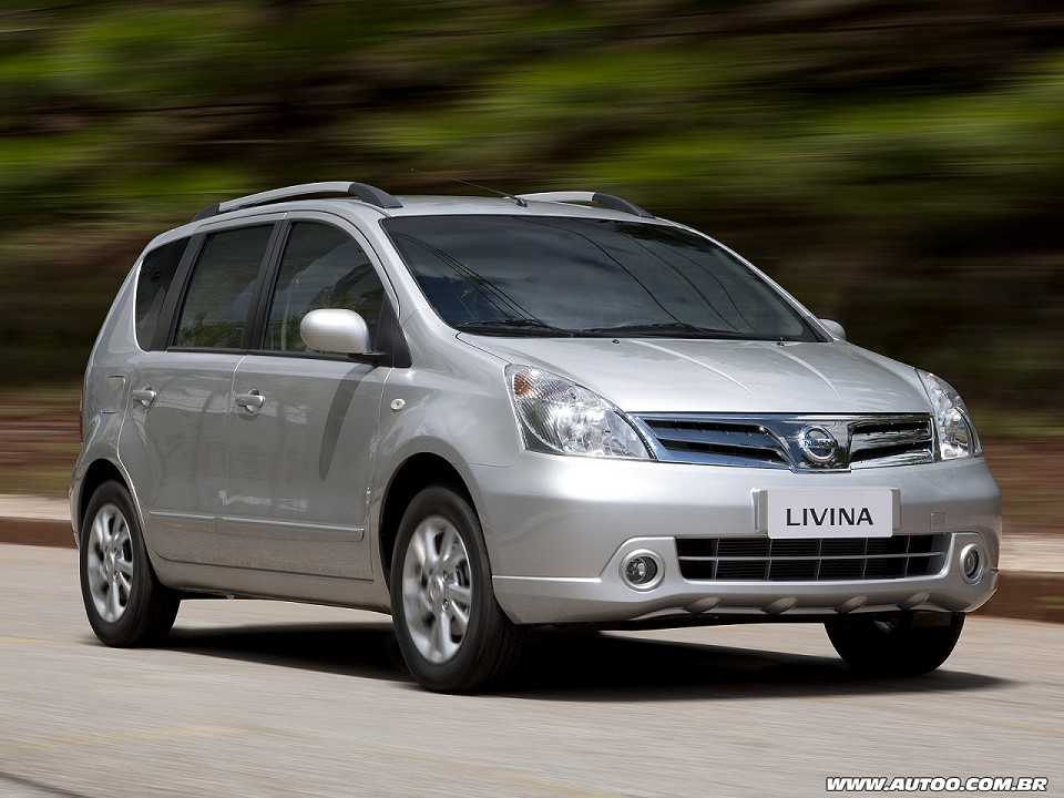 Nissan Livina 2012