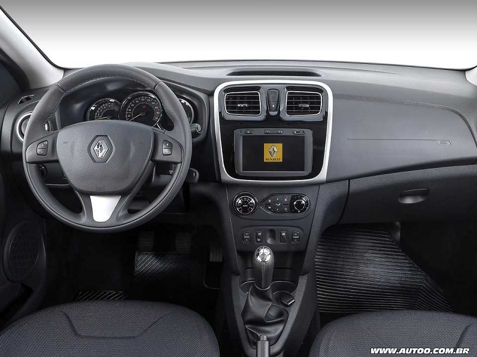 RenaultSandero 2016 - painel