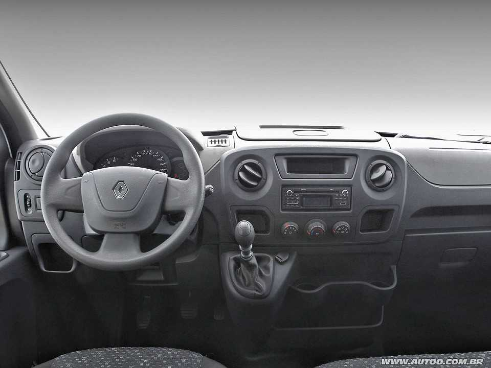 RenaultMaster 2016 - painel