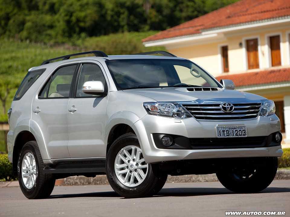 Toyota SW4 2015