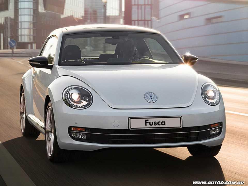 Volkswagen Fusca 2016