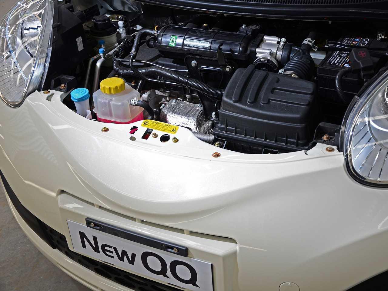 CAOA CheryQQ 2016 - motor