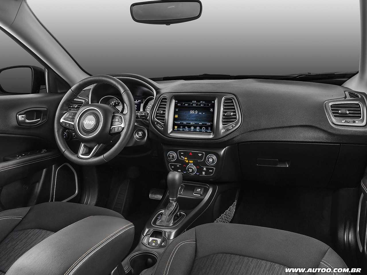 JeepCompass 2017 - painel