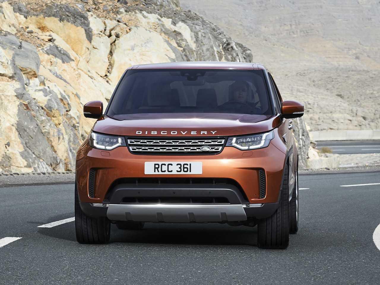 Land RoverDiscovery 2018 - frente