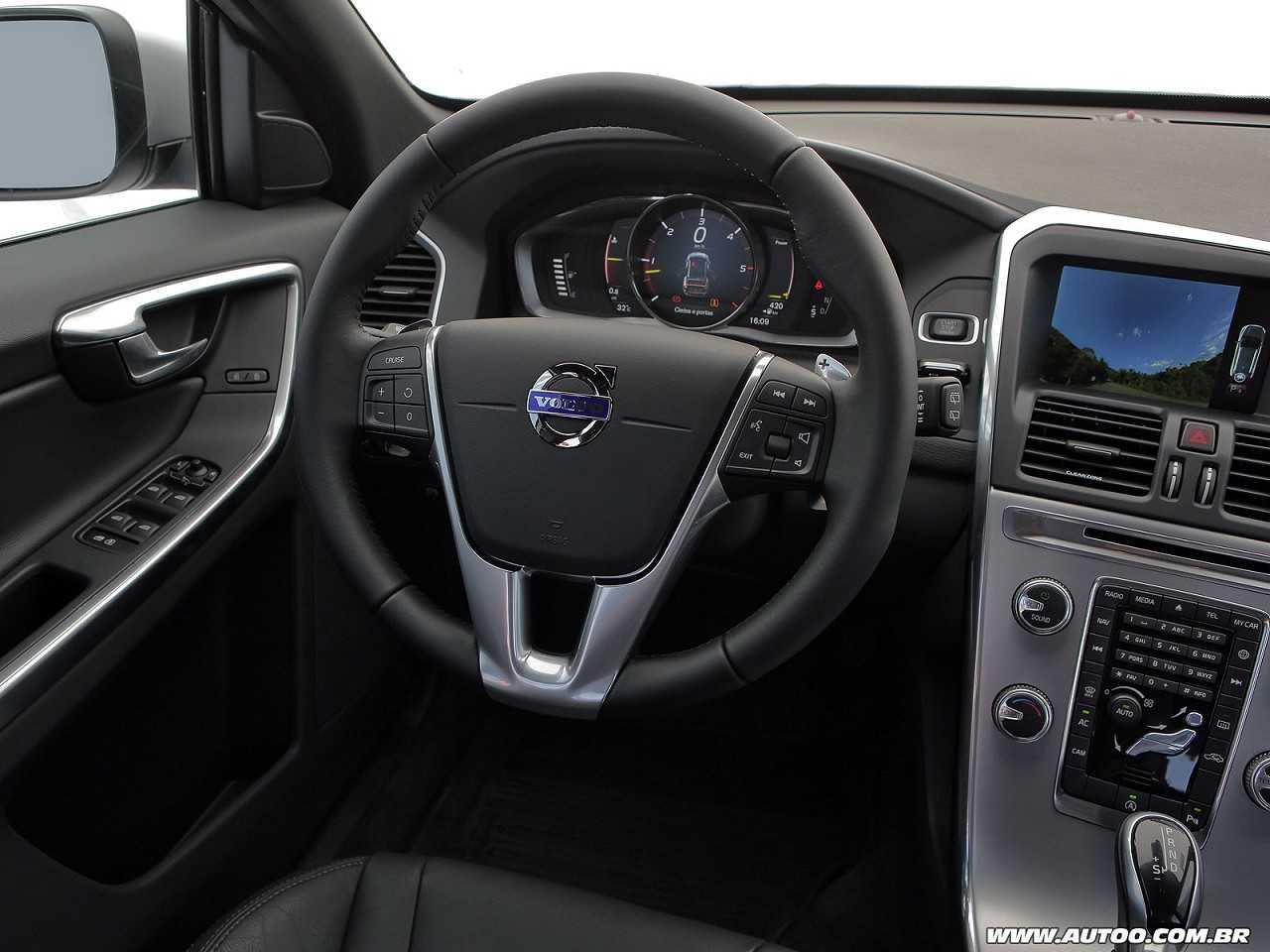 VolvoXC60 2017 - painel
