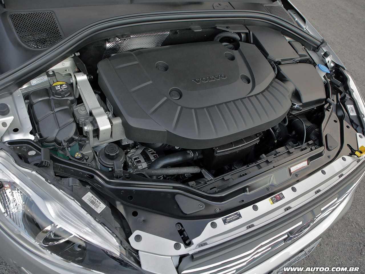 VolvoXC60 2017 - motor