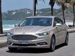 Ford Fusion Hybrid 2017 chega ao Brasil por R$ 159.500