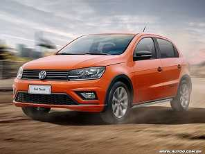 VW exibir� novas vers�es de Gol, up! e CrossFox no Sal�o de SP