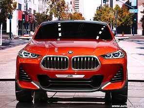 Futuro BMW X2 � antecipado como conceito em Paris