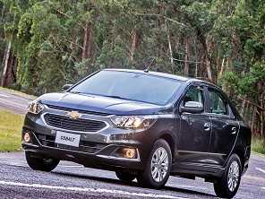 Dúvida entre Renault Logan automatizado e Chevrolet Cobalt automático