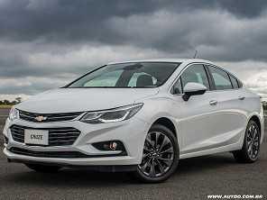 Chevrolet Cruze ganha bons argumentos para incomodar Toyota Corolla e Honda Civic