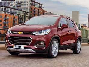 Chevrolet revela o novo Tracker 2017