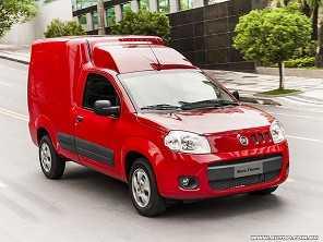 Fiat Fiorino estreia vers�o na linha 2017