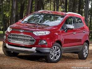 Qual � a melhor op��o entre Ford EcoSport e Jeep Renegade pelo custo-benef�cio?