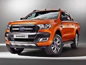 Ford ter� a Ranger Wildtrak e a F-150 Raptor no Sal�o