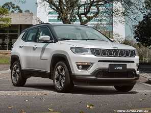 Jeep lan�a o Compass 2.0 flex