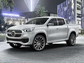 Mercedes-Benz já aceita pedidos da Classe X no Reino Unido