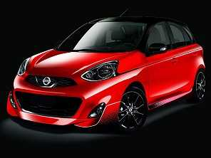 Nissan March ter� vers�o esportiva in�dita