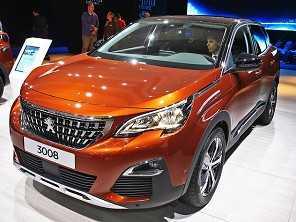 Mais 'SUV' que crossover, novo Peugeot 3008 estará no Salão