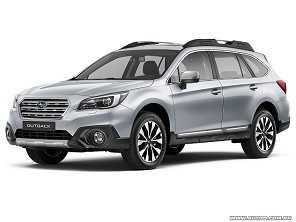 Subaru Outback 2016 chega ao Brasil mais equipado