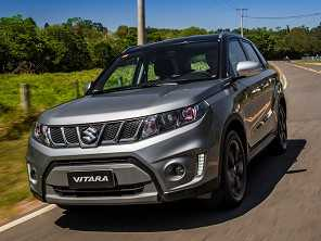 Devo comprar um Suzuki Vitara 1.6 com tração integral?
