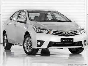 Por que o Toyota Corolla é mais caro que o Honda Civic no mercado de usados?