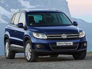 Mitsubishi ASX 2014 ou um Volkswagen Tiguan 2012 completo?