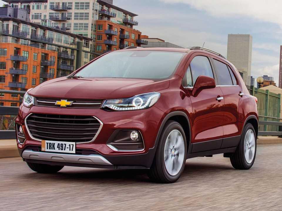 Chevrolet Tracker 2017