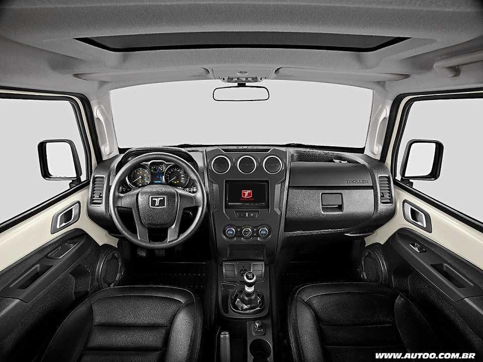 Troller T4 estreia série limitada Bold - AUTOO