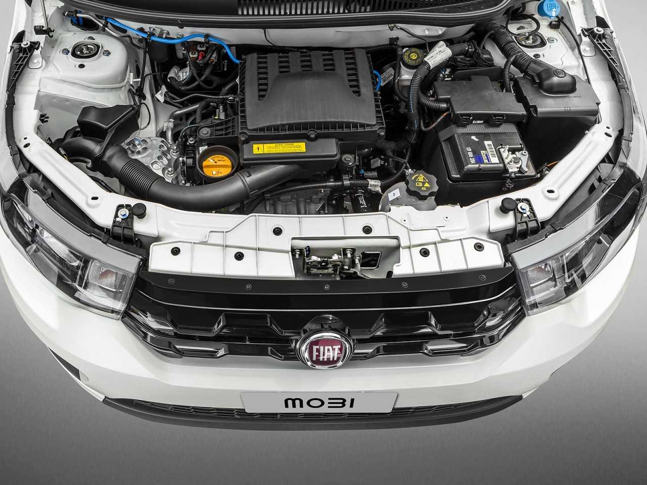 FiatMobi 2017 - motor
