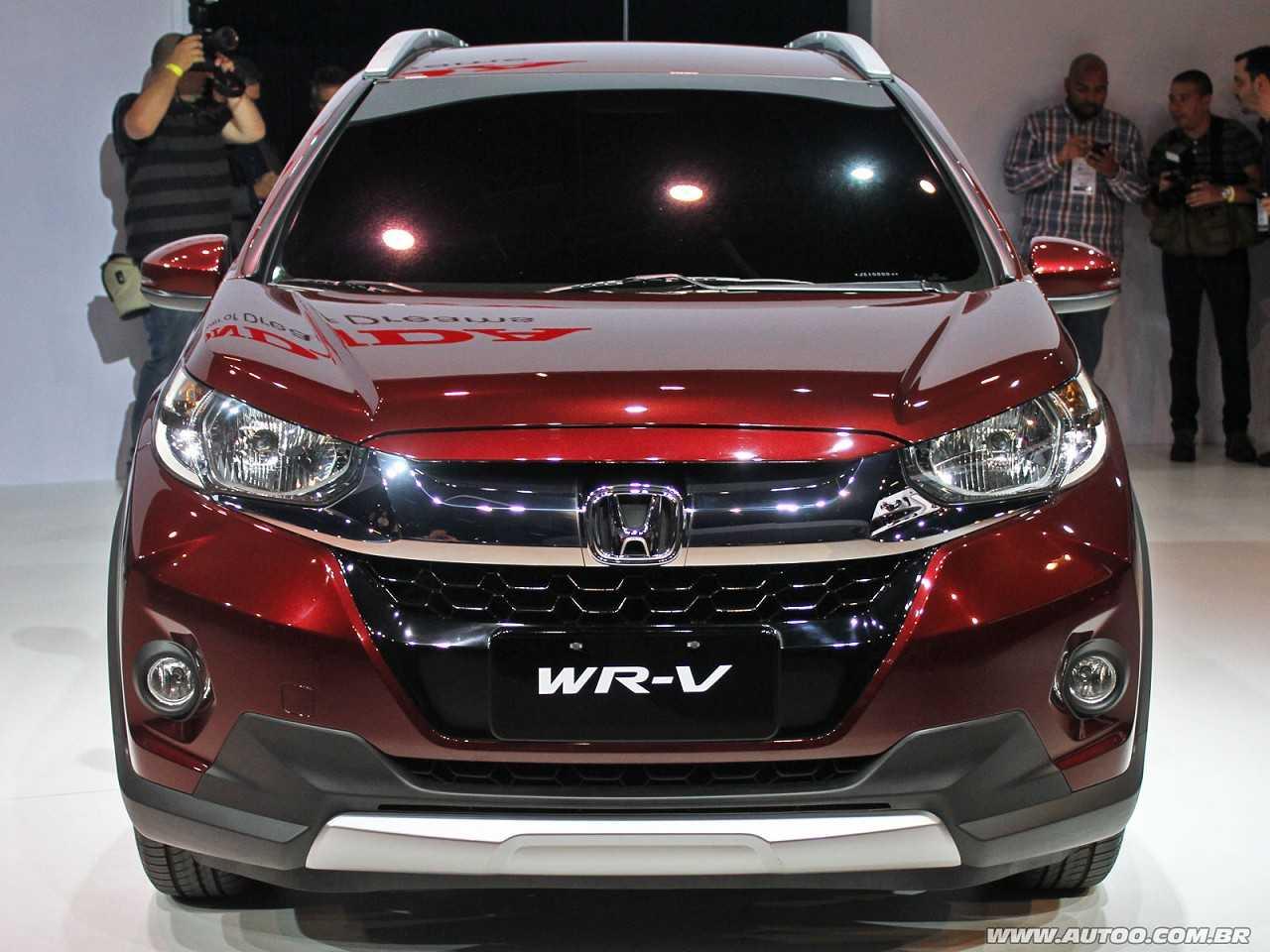 HondaWR-V 2017 - frente