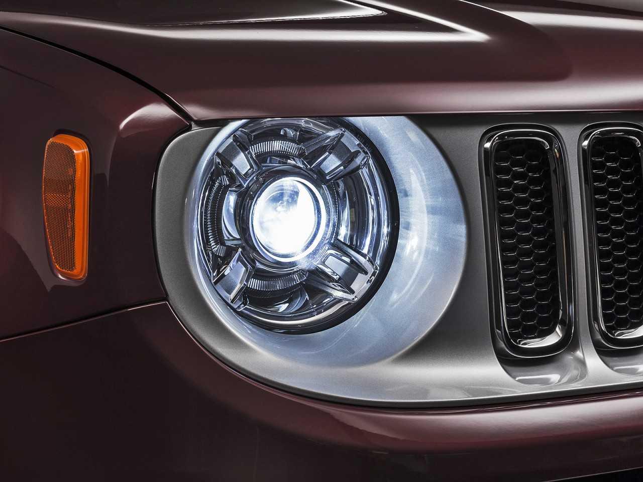 JeepRenegade 2017 - faróis