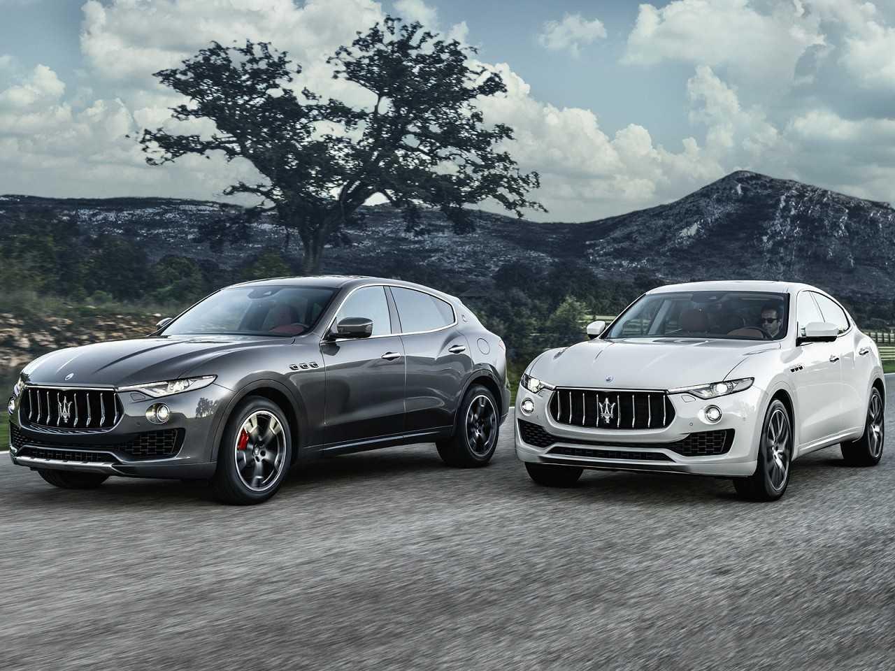Galeria De Fotos Primeiro Suv Da Maserati Levante Fara Estreia No Salao De Sp Autoo