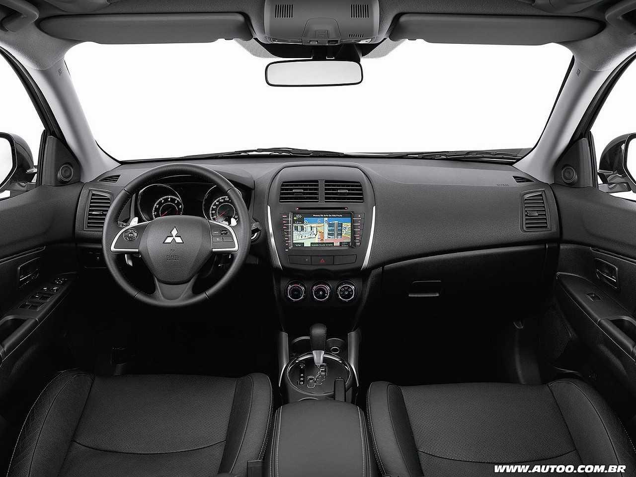MitsubishiASX 2017 - painel